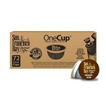 San Francisco Bay OneCup, Breakfast Blend, 72 Single Serve Coffees