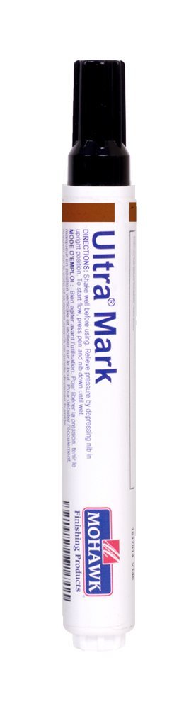 Mohawk Finishing Products Ultra Mark Touch Up Stain Marker (Van Dyke Brown/Cappucino)