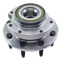 WJB WA541006 Wheel Hub Bearing Assembly (Rear- Cross Reference: Timken HA590004 / Moog 541006)
