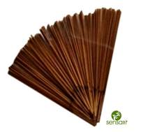 Zodiac Incense Sticks - 100 Natural, Hand-Dipped Sticks for Astrology Lovers (Cancer)