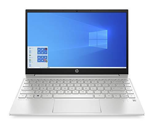 HP Pavilion 13 Laptop, 11th Gen Intel Core i5-1135G7 Processor, 8 GB RAM, 512 GB SSD Storage, Full HD IPS Micro-Edge Display, Windows 10 Home, Backlit Keyboard, Long Battery Life (13-bb0010nr, 2020)