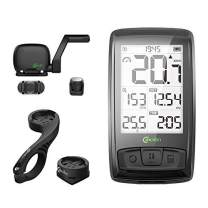 M4 Bicycle Computer C1 Bluetooth ANT+ Speed Cadence Sensor HR Wireless Bluetooth Heart Rate Sensor (M4)