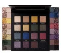 Milani Gilded Noir Eyeshadow Palette - Eye Shadow Palettes For Intense Color Pop, 16 Hyper-Pigmented Eye Shadows