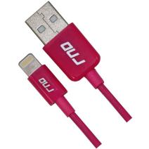 RND Power Solutions Power Solutions Apple Certified Lightning USB 3.3Ft Cable for Iphone (11, Pro, Max, XS, Max, XR, X, 8, Plus, 7, Plus, 6, 6S) Ipad (Pro, Air, Mini) and iPod (3.Feet/1 Meter/Pink)