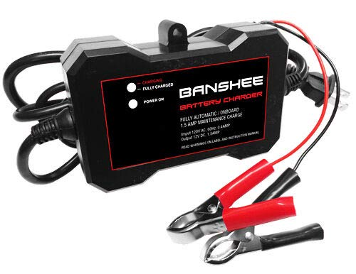 New Titan On Board 12 Volt Battery Charger Maintainer 12V Boat Tractor
