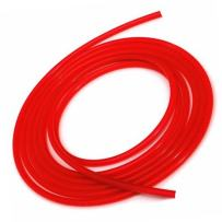 Upgr8 Universal Inner Diameter High Performance 5 Feet Length Silicone Vacuum Hose Line (2MM(1/12 Inch), Red)