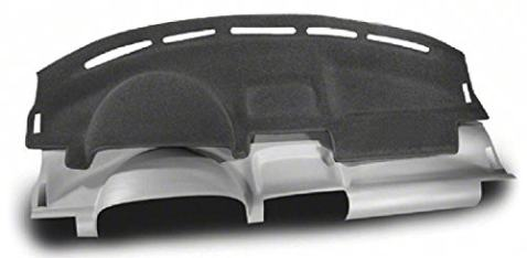 Velour Coverking Custom Fit Dashboard Cover for Select Dodge RAM 1500 Models AP