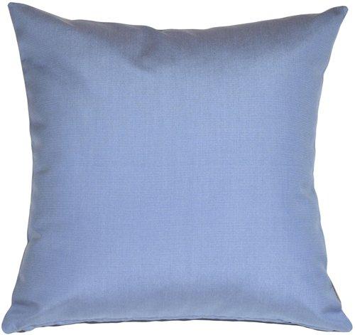 PILLOW DÉCOR Sunbrella Air Blue 20x20 Outdoor Pillow