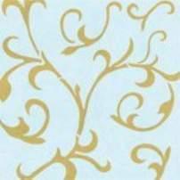 Scroll Wall Stencil | DIY Home Decor Stencils | Paint Stencil for Walls, Furniture, Floors, Fabric