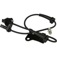 AIP Electronics ABS Anti-Lock Brake Wheel Speed Sensor Compatible Replacement For 2009-2012 Honda CR-Z Fit and Insight Front Left Driver Oem Fit ABS382
