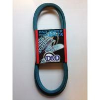 """D&D PowerDrive 363212 Jacobsen Kevlar Replacement Belt, 4LK, 1 -Band, 40"""" Length, Rubber"""