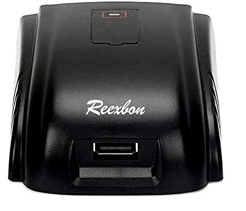 Reexbon M18 USB Power Source for Milwaukee M18 18V Battery 48-11-1840 - Power Output Charger Adapter Charge Phones iPads Radios