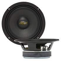 "Audio Legion ME6 | 6.5"" 200 Watt Max Midrange Speakers (Pair)"