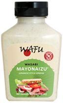 Wafu Mayonaizu Japanese Style Mayonnaise (Wasabi, 8.0 oz)
