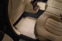 WeatherTech Custom Fit Rear FloorLiner for Buick Lucerne, Tan