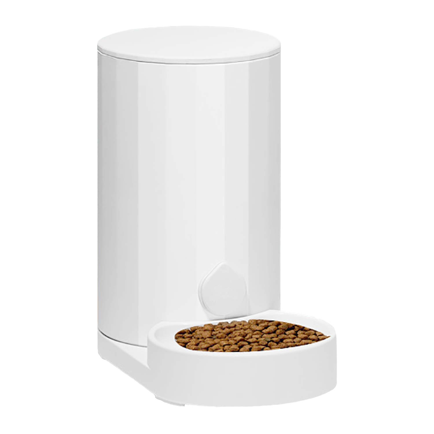 FUNLULA FUNLULA FUNLULA Automatic Water Dispenser and Manual Cat Food Feeder in Set for Small Medium Large Dog Cats Puppy Kitten Pet Self-Dispensing Big Capacity Bowl