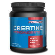 PROLAB Creatine Monohydrate Powder, 100 Grams