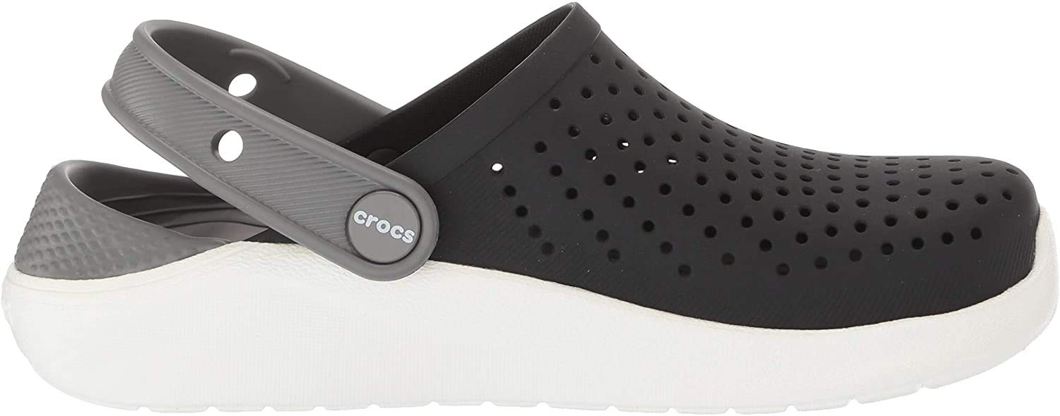 CROC Kids Literide Clog   Casual Athletic Shoe for Toddlers, Boys, and Girls