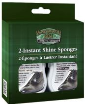 Moneysworth and Best Instant Shine Sponge-Pack of 2