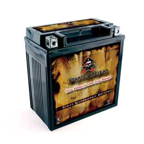 YTX20CH-BS High Performance - Maintenance Free - Sealed AGM Motorcycle Battery