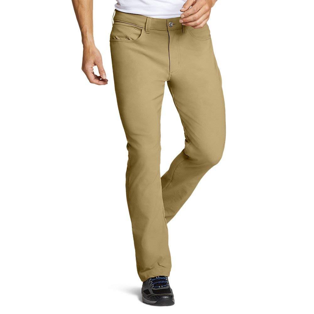 Eddie Bauer Men's Horizon Guide Five-Pocket Pants - Straight Fit