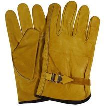 Magid B540T Grain Keystone Unlined Leather Thumb Glove, Medium