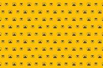 Baocicco 7x5ft Background for Golden Cartoon Yellow Bulbs Photography Backdrop Boys Girls Birthday Party Room Wallpaper Decor Children Kids Tea Party Baby Shower Decor Polyester Props PhotoCall