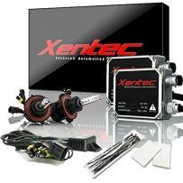 XENTEC 55W Standard Size Ballasts x 2 bundle with 2 x Xenon Bulb H13/9008 Flex Bixenon Hi/Lo 5000K (OEM White) offroad