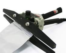 KUNHEWUHUA 7.8''/ 200mm Hand Clamp Sealer Portable Pulse Instant Hot Pliers Sealer Portable Sealer for Composite Material Aluminum Foil Material Kraft Paper Vacuum Bag 220v