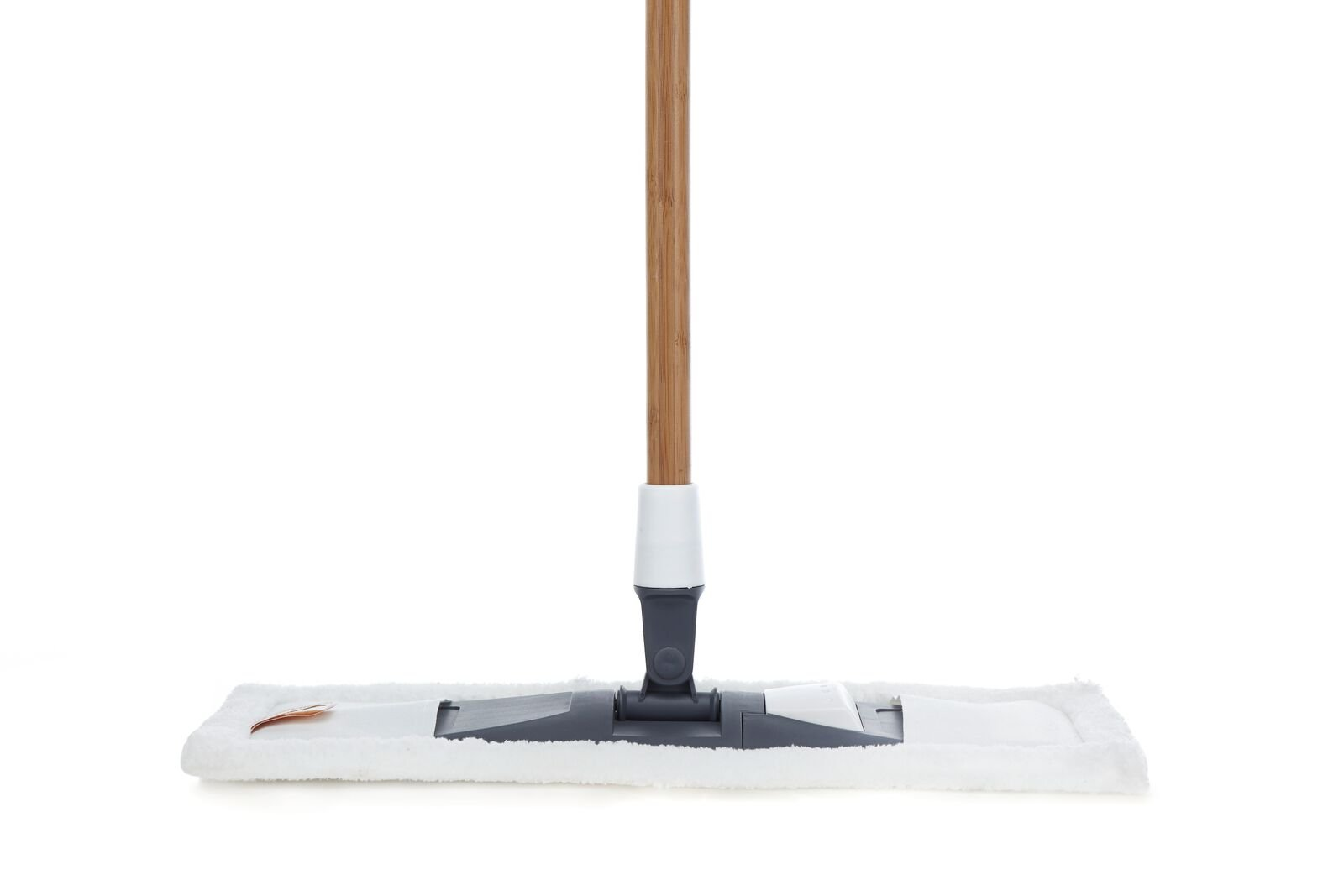Full Circle Mighty Mop 2-in-1 Wet/Dry Microfiber Head, White