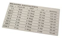 Amco Measure Equivalents Magnet