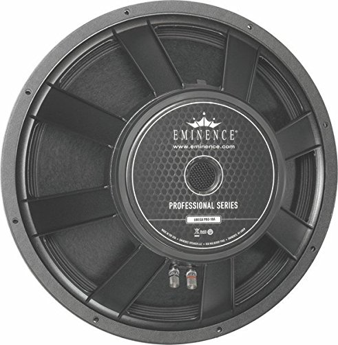 "Professional Series Omega Pro 18A 18"" Pro Audio Speaker, 800 Watts at 8 Ohms"