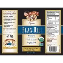 Barlean's Organic Lignan Flax Oil, 16-oz