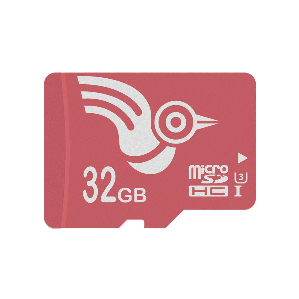 ADROITLARK U3 Micro SD Card 32GB microSD Card Memory Card for Dashcam/Camera/Phone/Tablet with Adapter(U3 32GB)