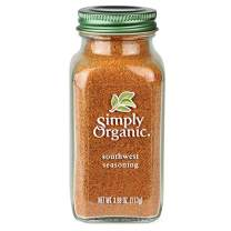 Simply Organic Southwest Seasoning, Certified Organic | 3.98 oz