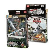 Big Daddy Die-Cast Metal Special Operations Heavy Fire Kids Toy Military Air Craft Play Perfect War Zone Starter Kit Or Add On Addition to Your Existing Kids Toy Collection in This Imaginary War Zone