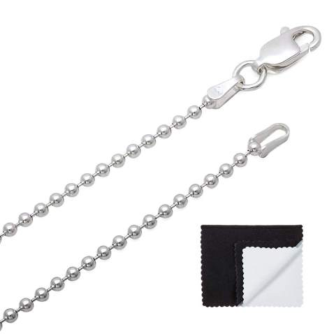 18 cm White gold plated tennis bracelet with white and green 3 mm zirconia in silver 925 anallergic Sterling length