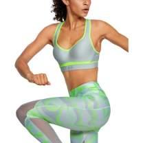 Under Armour Women's Warp Knit High Impact Sports Bra