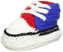 Jefferies Socks Baby-Boys Newborn Sneaker Boy Bootie