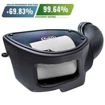 S&B Filters 75-5084D Cold Air Intake for 2007-2011 Jeep Wrangler JK 3.8L (Dry Extendable Filter)