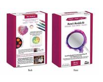 Create Your SELF Art Kit - Meaningful Family Friendly Art Experiences - Fun, DIY Art - Ideal for Families, Kids, Teens & Adults (Pregnant Mom's Kit)