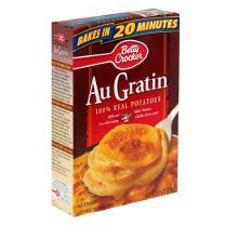 Betty Crocker Au Gratin Potatoes, 4.9-Ounce Boxes (Pack of 12)
