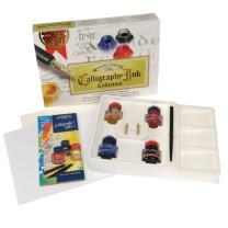 Winsor & Newton Calligraphy Ink Collection Set