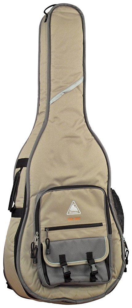 Boulder CB-362TN Alpine Deluxe Classical/Resophonic Guitar Gig Bag - Desert Sand