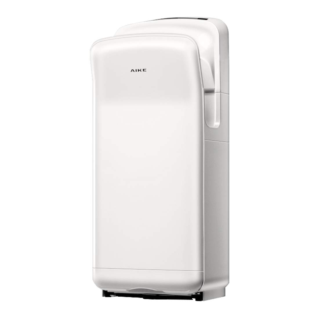 AIKE AK2005H Premium ABS Commercial High Speed Jet Hand Dryer with HEPA Filter 1850W Silver