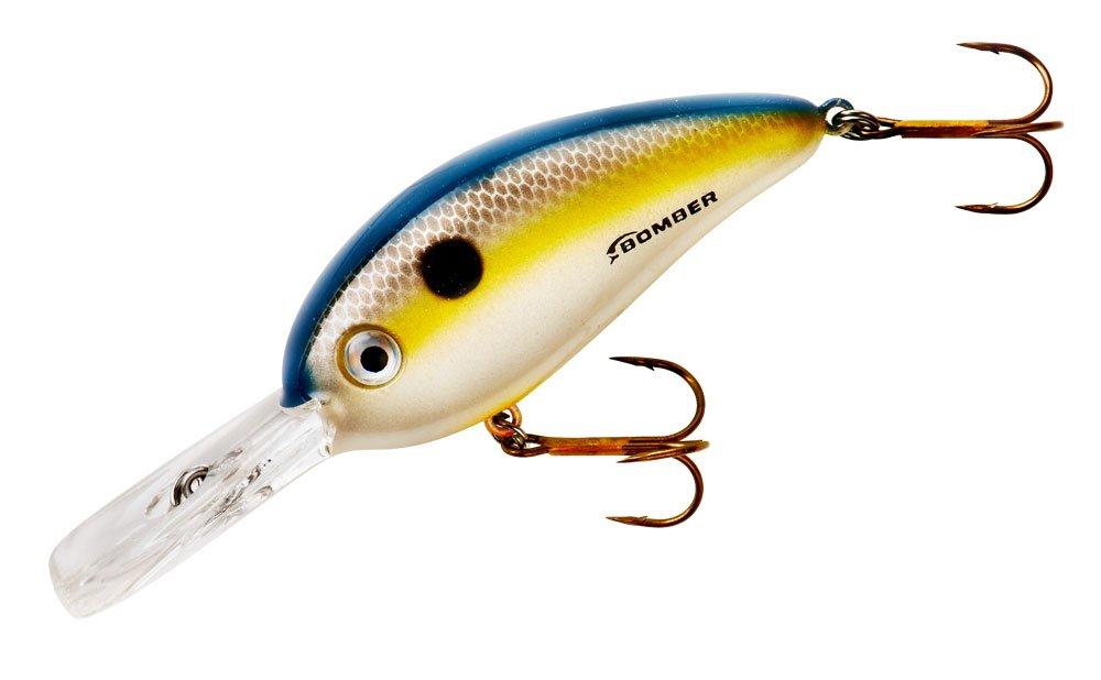 Bomber Fat Free Shad Deep Square Lip