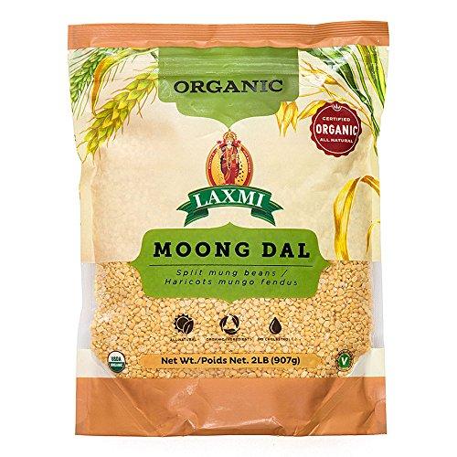 Laxmi Organic Moong Dal