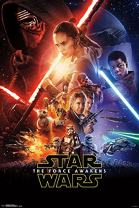 """Trends International Star Wars The Force Awakens Wall Poster 24"""" x 36"""""""