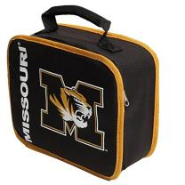 """Officially Licensed NCAA """"Sacked"""" Lunch Cooler Bag, Multi Color, 10.5"""" x 8.5"""" x 4"""""""