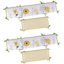 NoJo Bright Blossom Traditional Padded Bumper (Discontinued by Manufacturer)